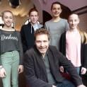 Oliver Pötzsch im Interview mit Hanna, Luisa, Nail und Tom