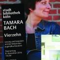 Lesung mit der preisgekrönten Jugendbuchautorin Tamara Bach