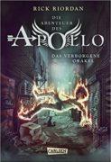 Rick Riordan: Die Abenteuer des Apollo: Das verborgene Orakel (Band 1)