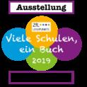 """Ausstellung zu den LESEPUNKTE-Projekttagen """"Viele Schulen, ein Buch 2019"""" – Einladung zur Vernissage"""