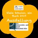 """""""Viele Schulen, ein Buch 2019""""-Ausstellung in die Universitäts- und Stadtbibliothek Köln umgezogen"""